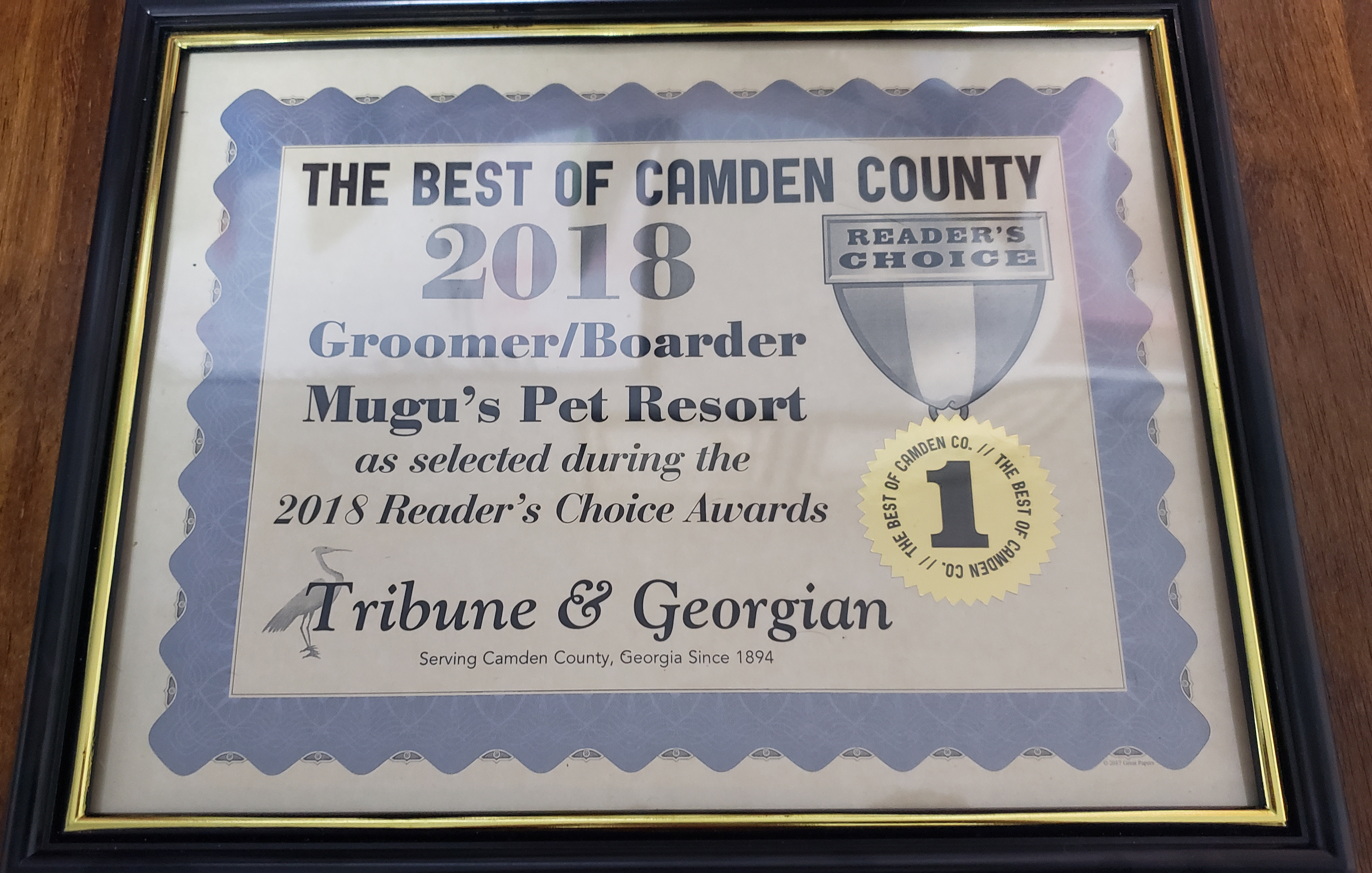 Best in Camden 2018 Best Pet Grooming